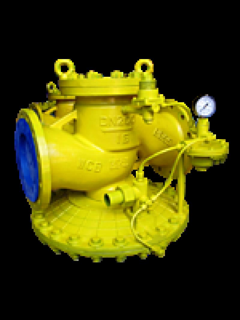 Регулятор давления газа РДБК1
