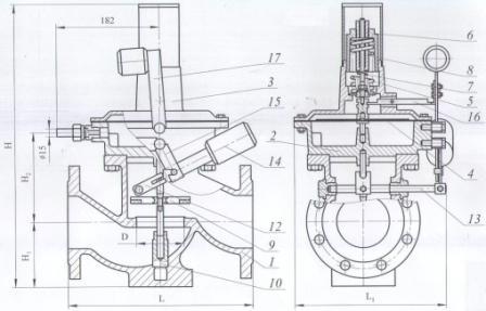 Схема ПКН